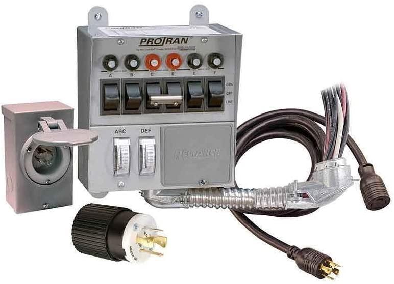 Transfer Switch Kit