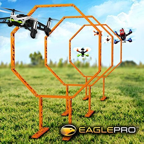 Drone Racing Obstacle Course