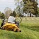 How to start a lawn mower?