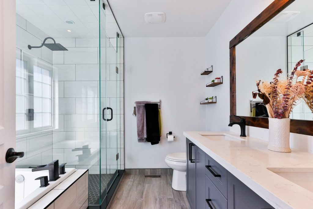 How to replace a bathroom exhaust fan without attic access
