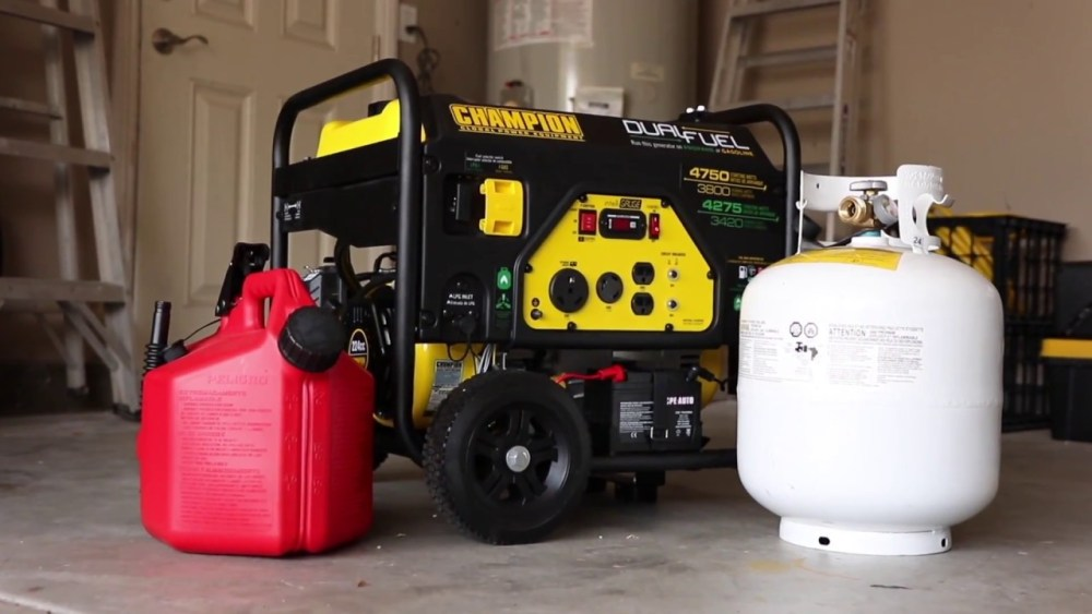 What is the best fuel to choose for a generator?