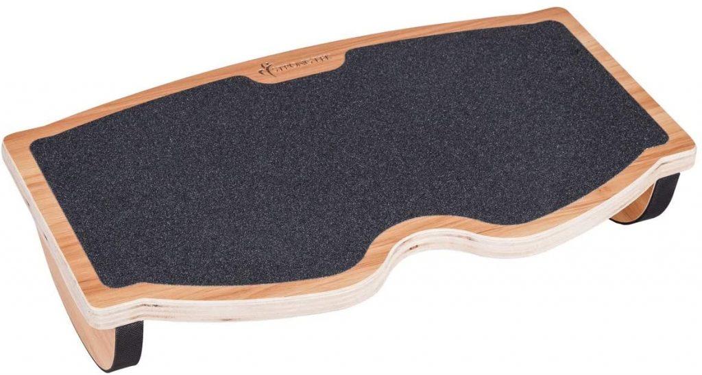 StrongTek Professional Wooden Foot Rest